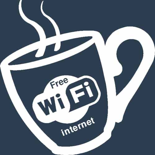 free wifi hotspot around the bar site officiel castel camping